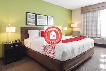 OYO 密西西比傑克遜市中心飯店 OYO Hotel Jackson MS Downtown
