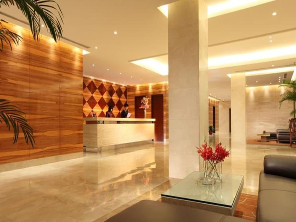 デイズ ホテル 北京 ニュー エキシビション センター (北京明豪戴斯酒店)