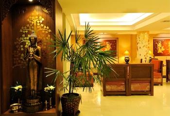 Mariya Boutique Residence at Suvarnabhumi Airport - Lobby Sitting Area  - #0