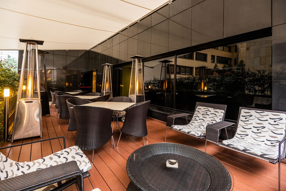 힐튼 보고타(Hilton Bogota) Hotel Image 106 - Terrace/Patio