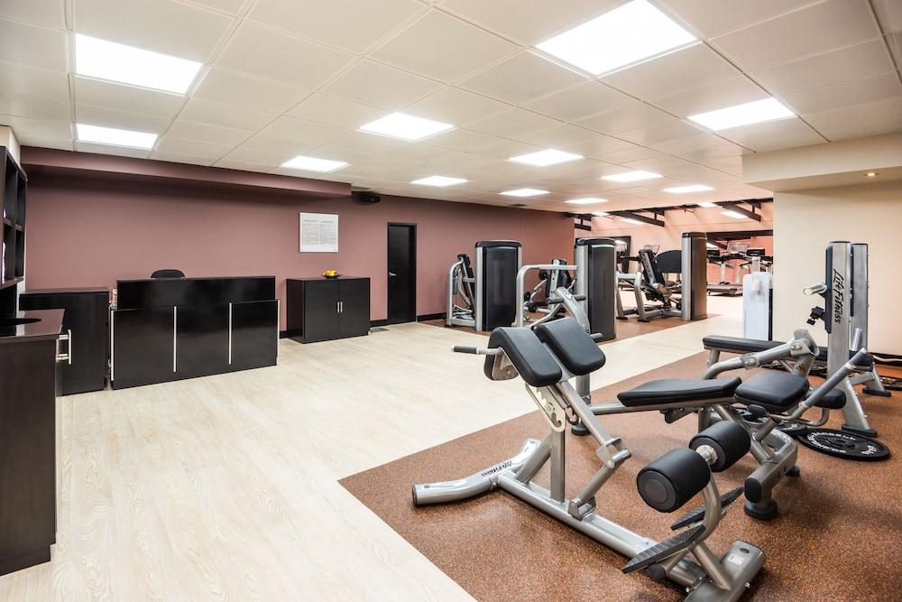 힐튼 보고타(Hilton Bogota) Hotel Image 41 - Fitness Facility