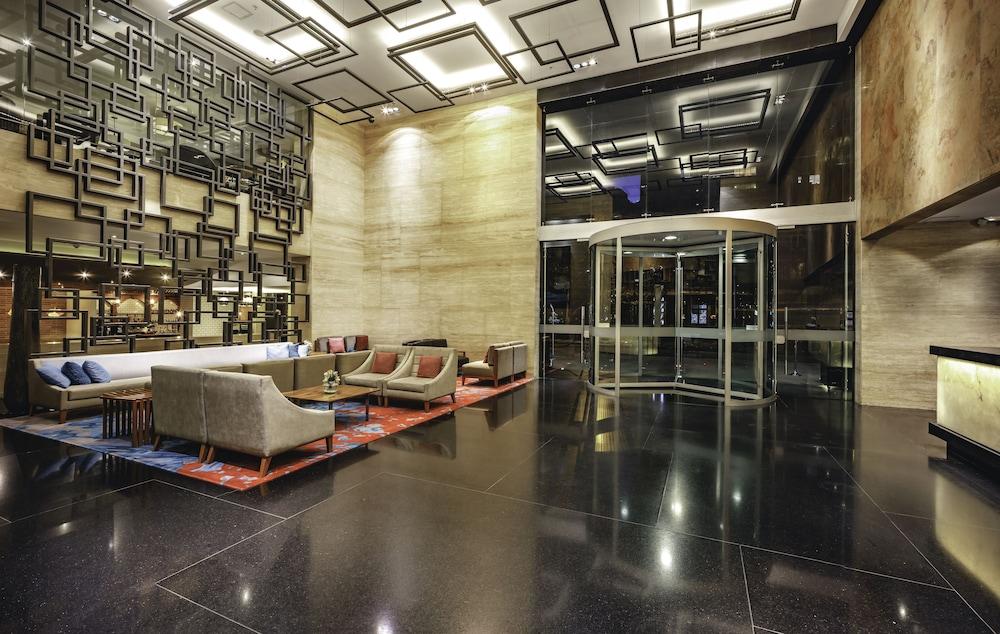 힐튼 보고타(Hilton Bogota) Hotel Image 38 - Interior Entrance