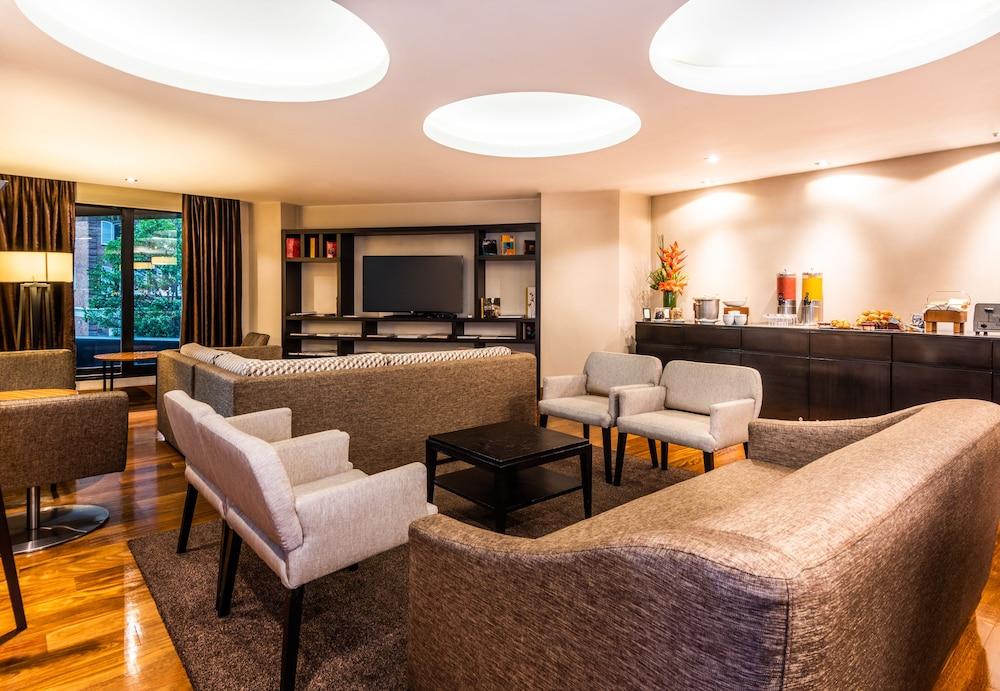 힐튼 보고타(Hilton Bogota) Hotel Image 78 - Hotel Lounge