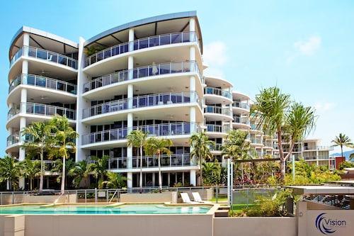 Vision Apartments, Cairns  - City