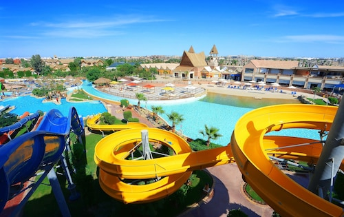 . Jungle Aqua Park - All Inclusive - Families & Couples Only