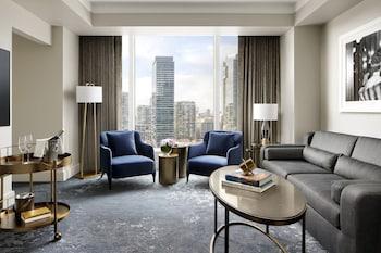 Suite, 1 Bedroom, City View, Corner