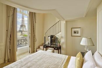 Duplex Eiffel View Suite 1 King