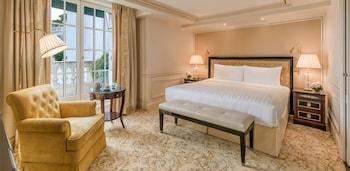 Suite, 1 King Bed (La Suite Gustave Eiffel)