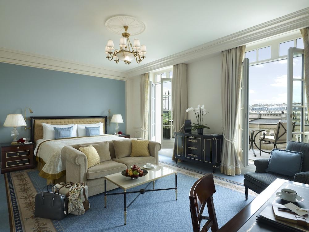 シャングリ・ラ ホテル パリ