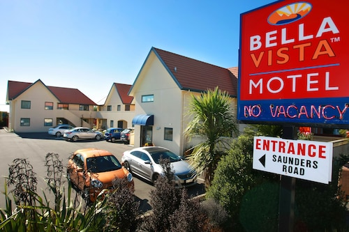 Bella Vista Motel Ashburton, Ashburton