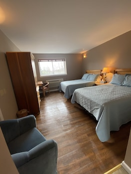 Luxury Tek Büyük Yataklı Oda, 2 Çift Kişilik Yatak