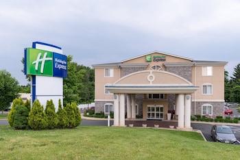 紐因頓智選假日飯店 - 哈特福 Holiday Inn Express Newington - Hartford, an IHG Hotel