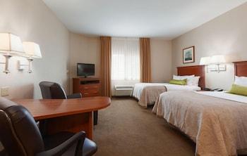 Candlewood Suites El Paso North - Guestroom  - #0