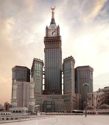 Makkah Clock Royal Tower - A Fairmont Hotel,