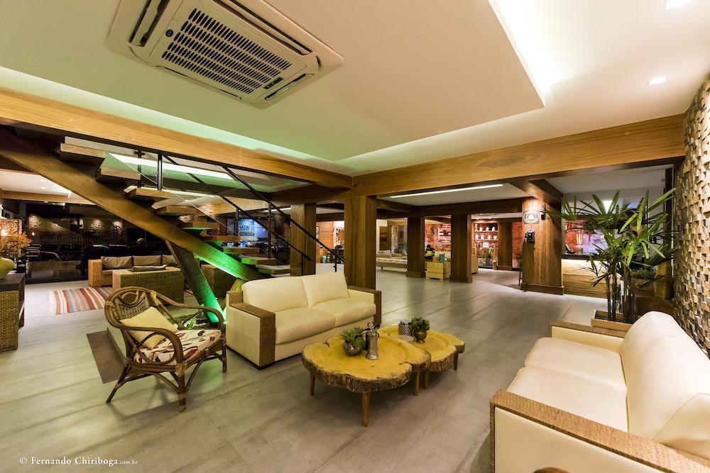 나탈 두나스 호텔(Natal Dunnas Hotel) Hotel Image 1 - Lobby Sitting Area