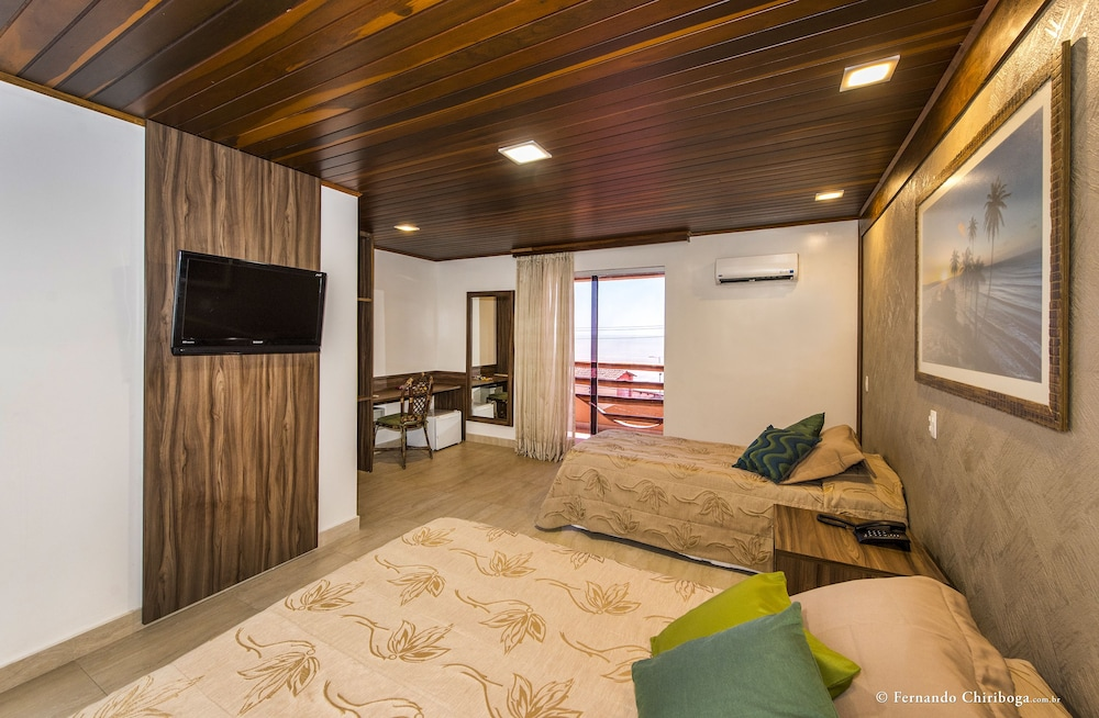 나탈 두나스 호텔(Natal Dunnas Hotel) Hotel Image 13 - Guestroom