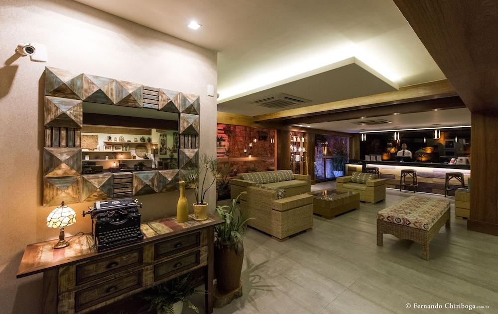 나탈 두나스 호텔(Natal Dunnas Hotel) Hotel Image 33 - Reception