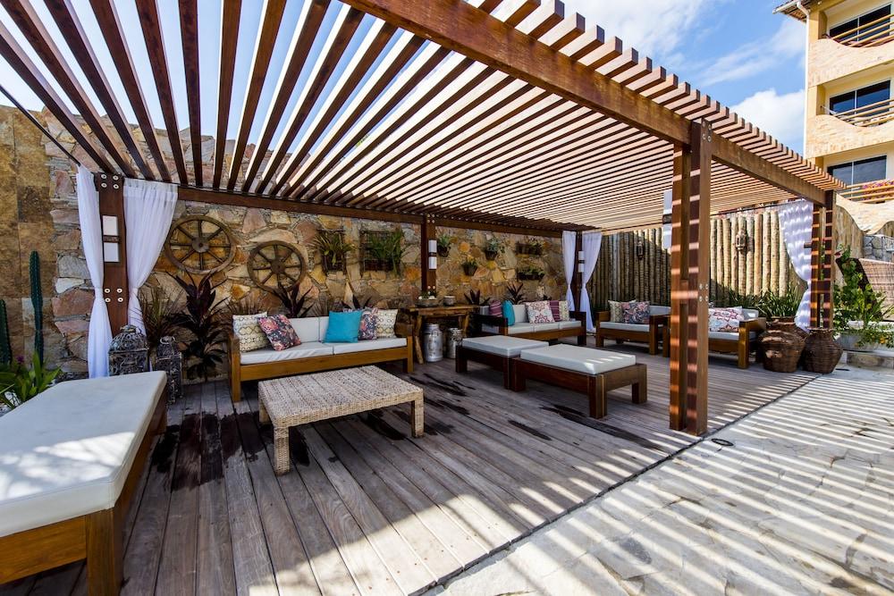 나탈 두나스 호텔(Natal Dunnas Hotel) Hotel Image 21 - Terrace/Patio