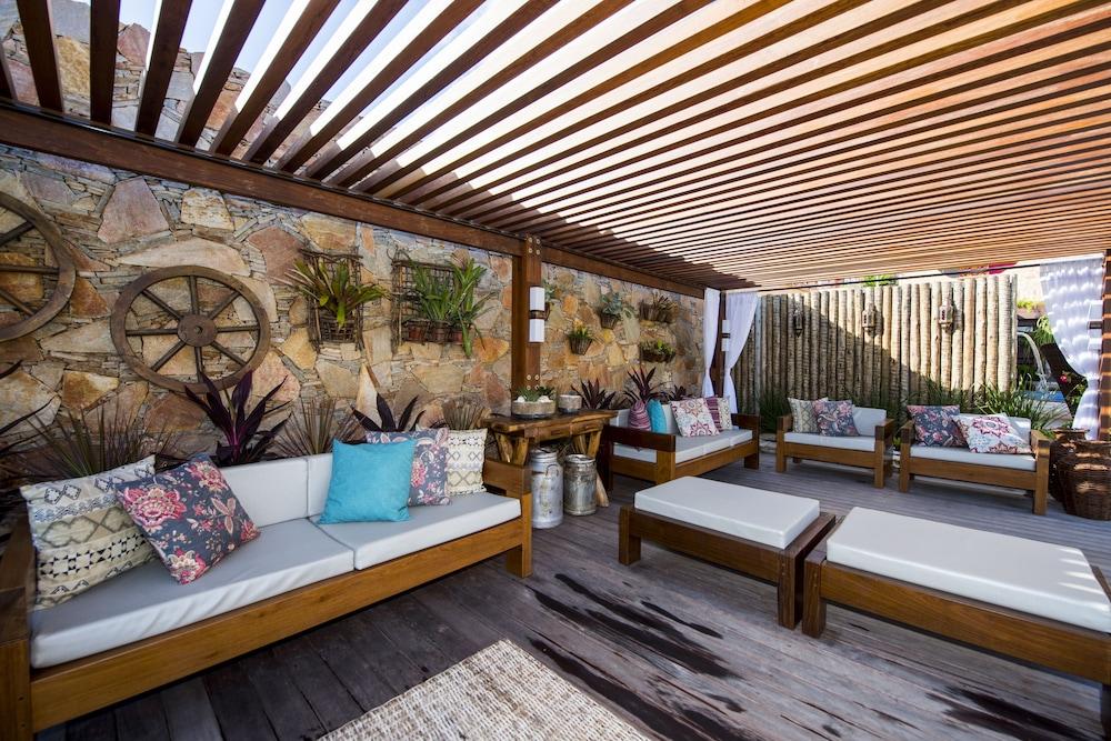 나탈 두나스 호텔(Natal Dunnas Hotel) Hotel Image 22 - Terrace/Patio