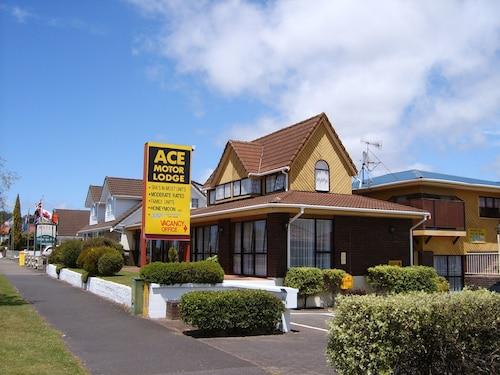 Ace Motor Lodge, Rotorua