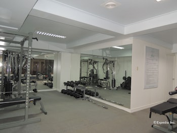 Bellavista Hotel Cebu Gym