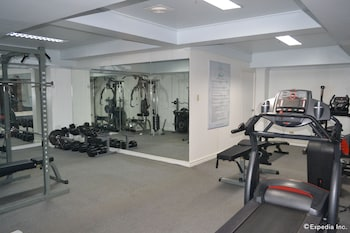 Hotel Cesario Cebu Gym