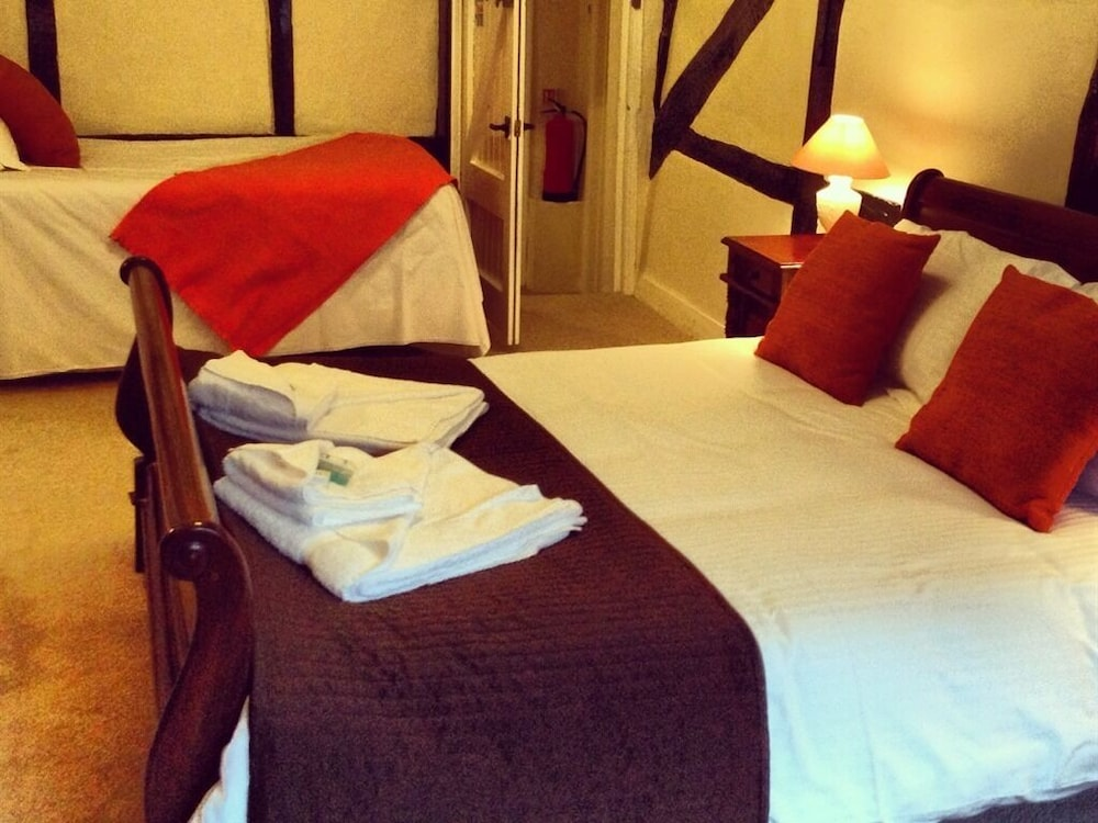 Superior Double Room, Ensuite (Lazy Larry (Accessible))