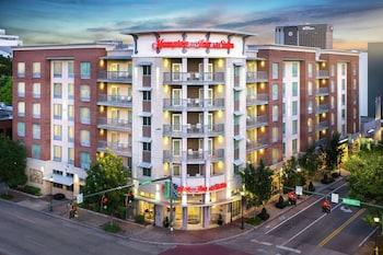 查塔努加市中心歡朋套房飯店 Hampton Inn & Suites Chattanooga/Downtown