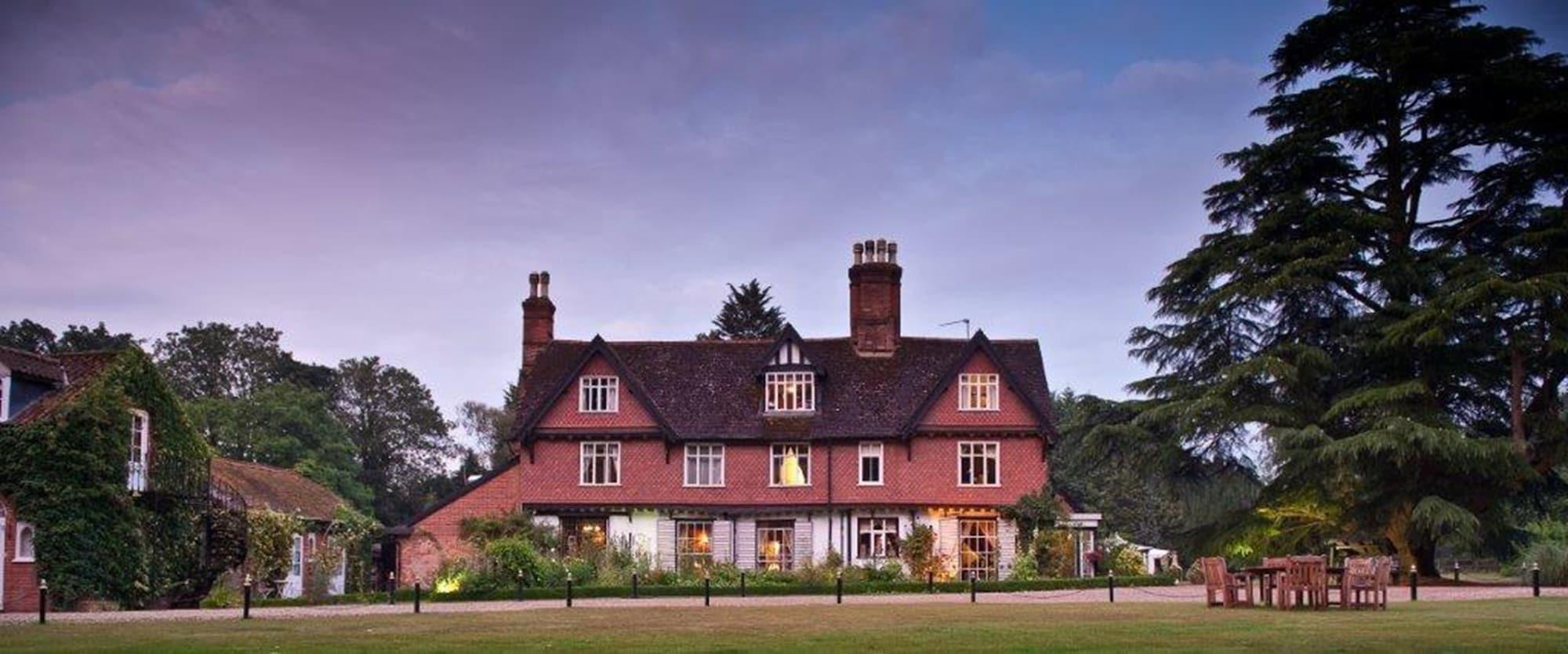 Ravenwood Hall Hotel, Suffolk