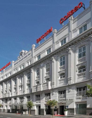 Hotel Sercotel Coliseo, Vizcaya