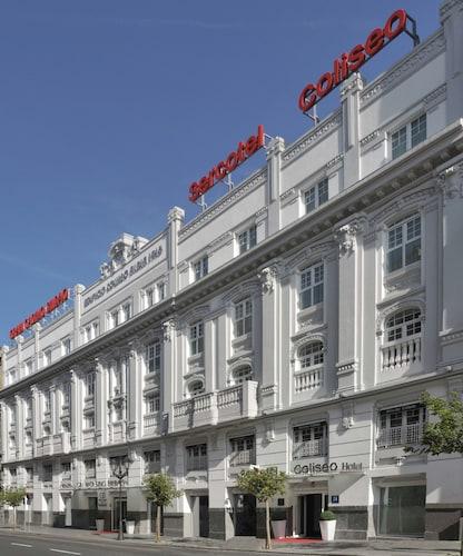 . Hotel Sercotel Coliseo