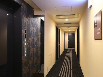 APA Hotel Hatchyobori - Eki - Minami - Hallway  - #0