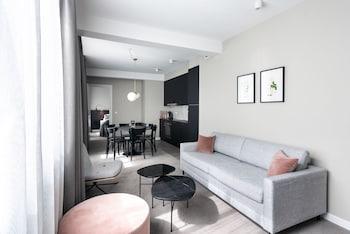 Suite, 2 Bedrooms, 2 Bathrooms