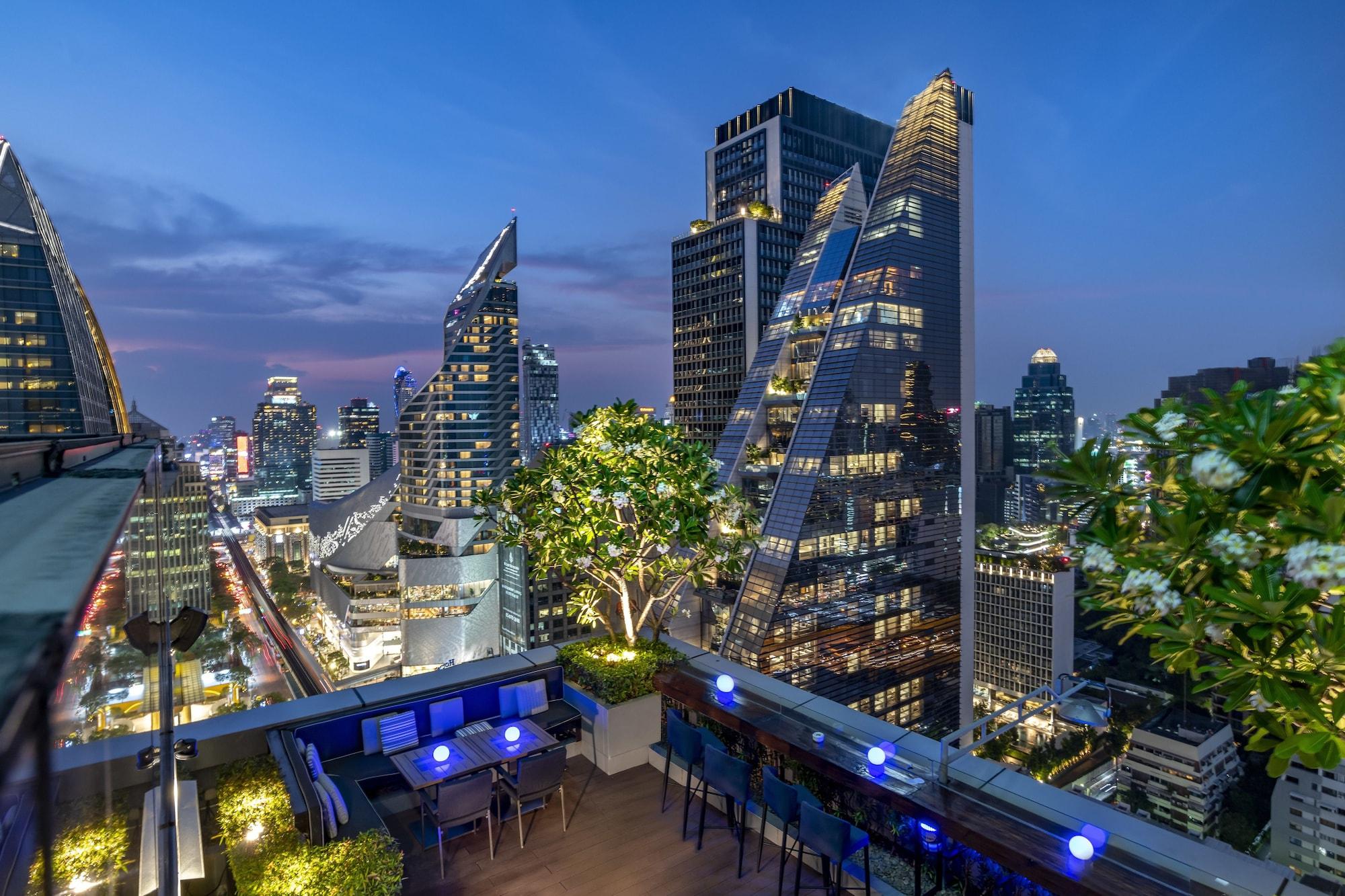 Novotel Bangkok Ploenchit Sukhumvit, Ratchathewi