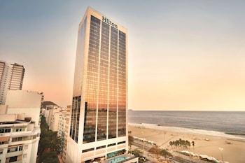里約熱內盧希爾頓考柏卡巴娜飯店 Hilton Copacabana Rio de Janeiro