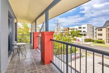 Arrival Lodge - Hostel - Balcony  - #0
