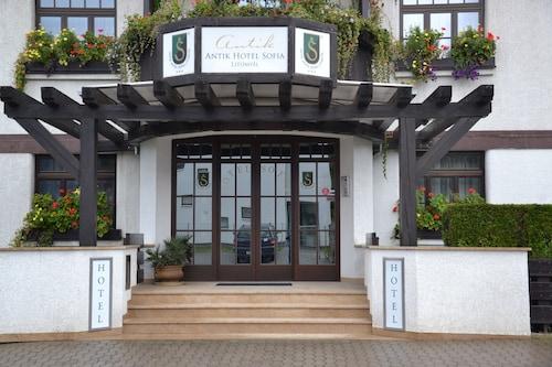 . Antik Hotel Sofia Litomysl