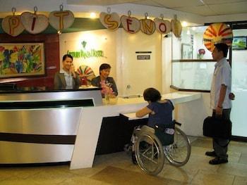 Century Plaza Hotel Cebu Reception