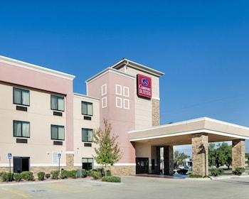 托彼卡西北凱富全套房飯店 Comfort Suites Topeka Northwest