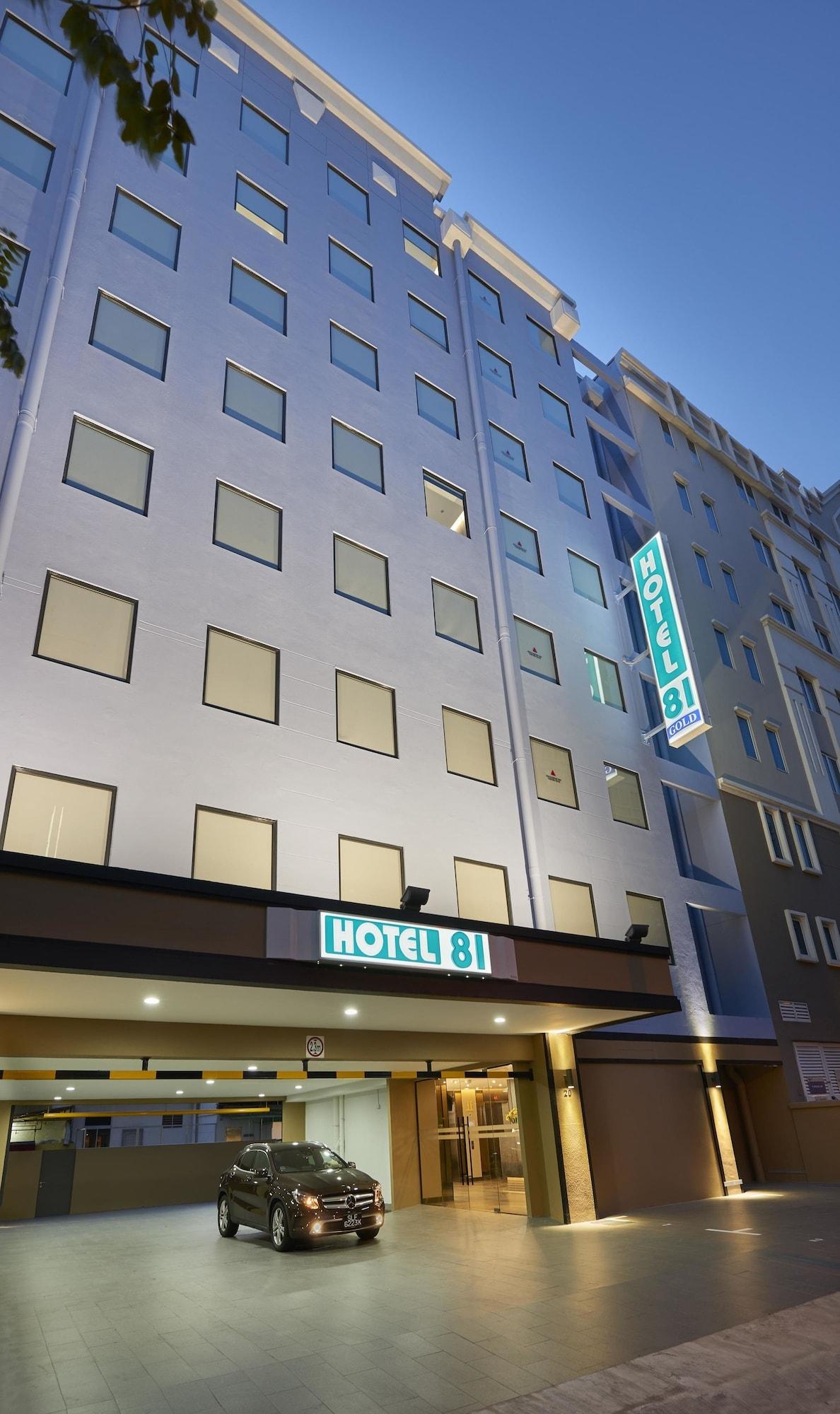 Hotel 81 Gold, Geylang