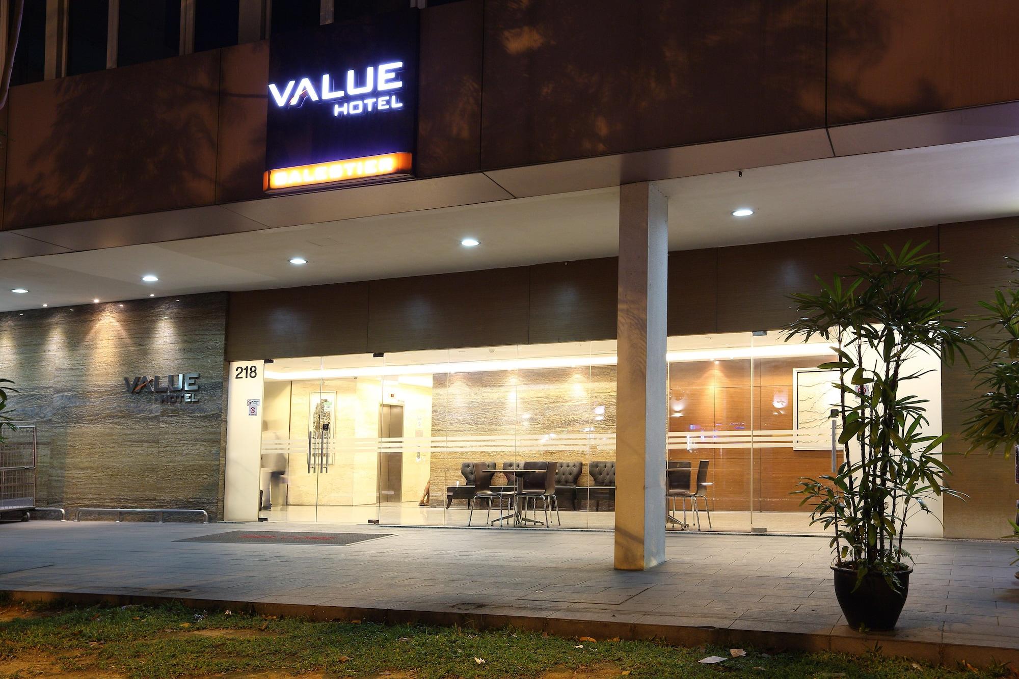 Value Hotel Balestier, Novena