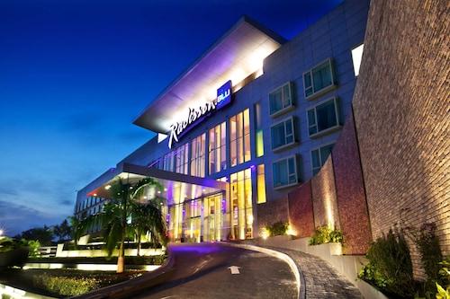 . Radisson Blu Anchorage Hotel, Lagos, V.I.