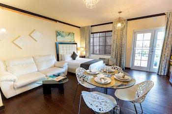 Studio Suite, 1 Queen Bed, Accessible