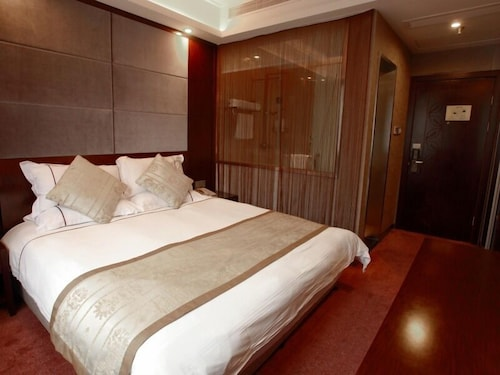 GreenTree Inn Zhejiang Hangzhou West Lake Avenue Business Hotel, Hangzhou