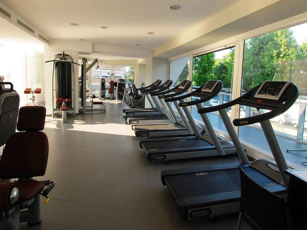룽고테베레 스위트(Lungotevere Suite) Hotel Image 25 - Gym