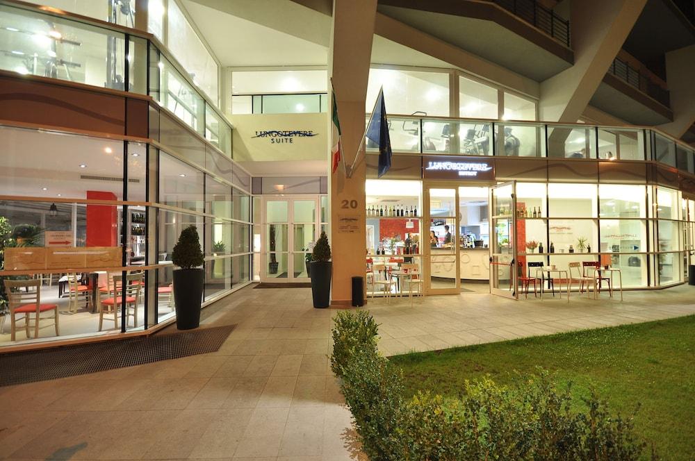 룽고테베레 스위트(Lungotevere Suite) Hotel Image 31 - Hotel Interior