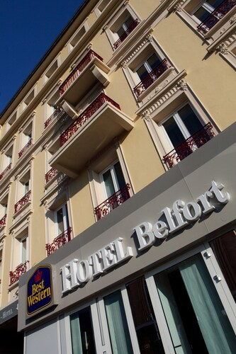 Best Western Hotel Belfort, Territoire de Belfort