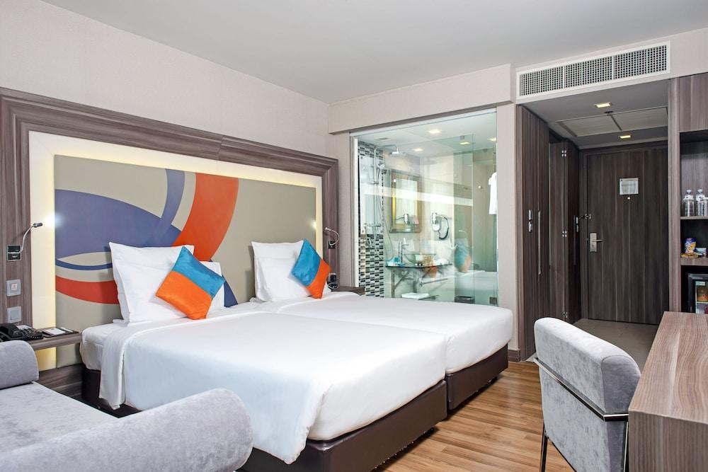 노보텔 방콕 임팩트(Novotel Bangkok IMPACT) Hotel Image 30 - Guestroom