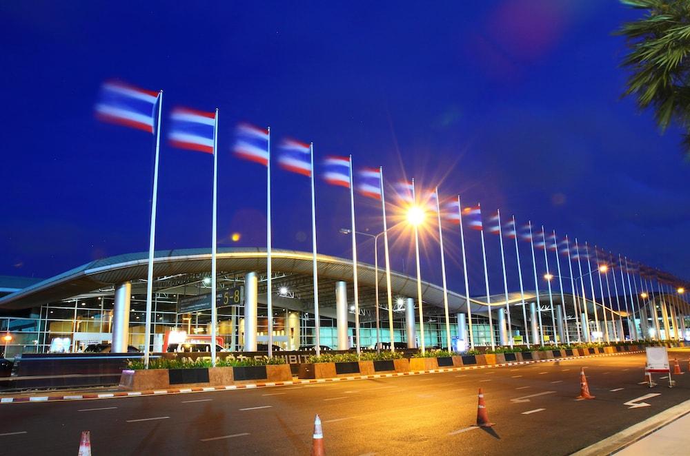 노보텔 방콕 임팩트(Novotel Bangkok IMPACT) Hotel Image 29 - Street View