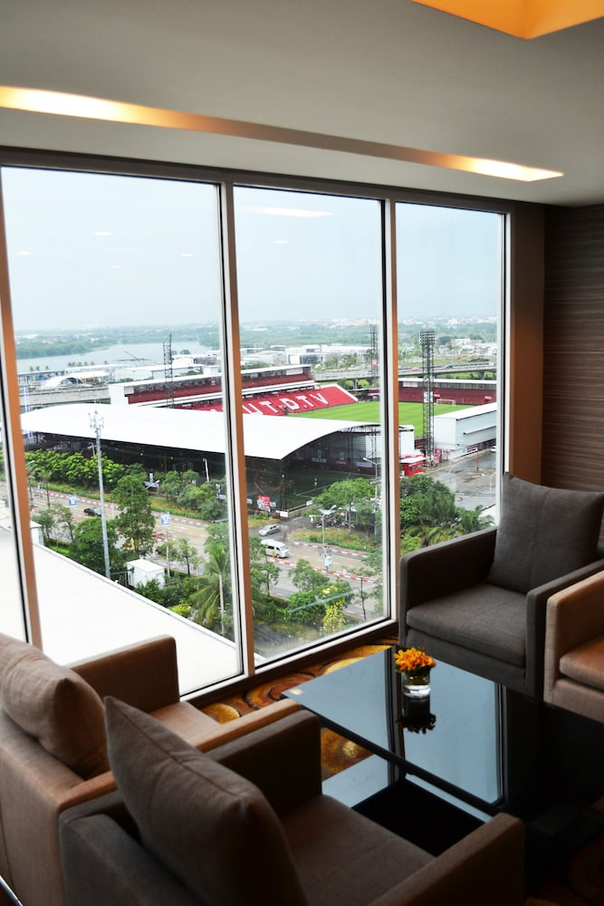 노보텔 방콕 임팩트(Novotel Bangkok IMPACT) Hotel Image 104 - View from Hotel